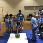 Watermelon breaking game 8