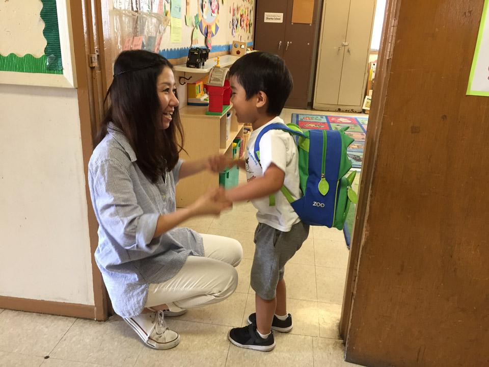 幼稚園の先生募集